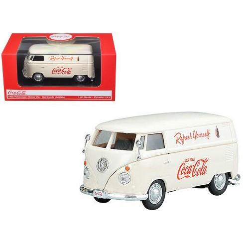 BRAND NEW 1:43 Scale Coca-Cola /'62 Volkswagen Pickup