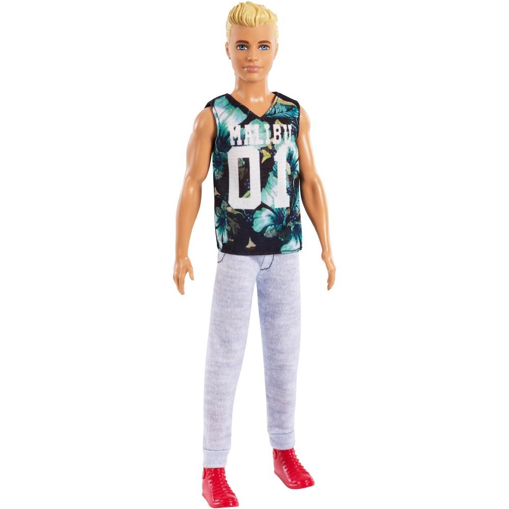 Barbie Ken Fashionistas Doll - Game Sunday