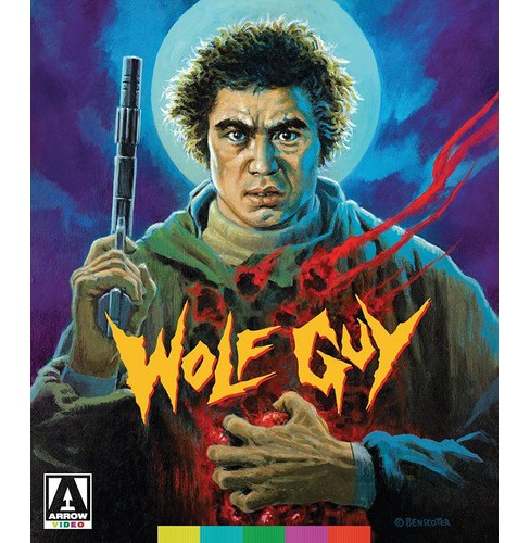 Wolf Guy (Blu-ray) - image 1 of 1