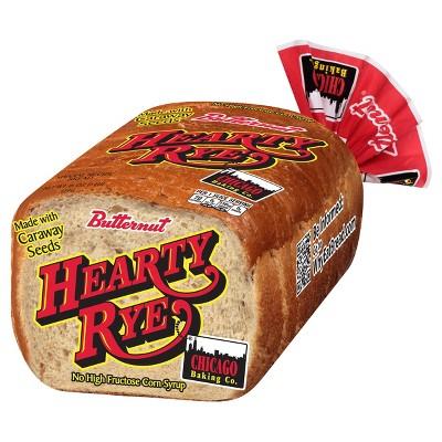 Butternut Hearty Rye Bread 16oz