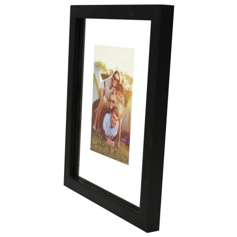 8x10 Single Image Float Frame Black Made By Design Target