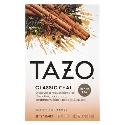 Tazo Chai Black Tea - 20ct