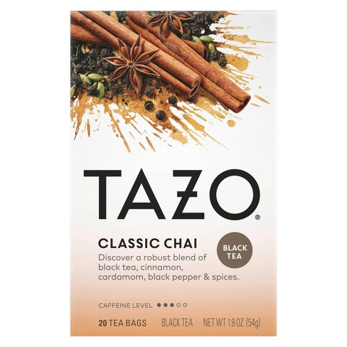 Tazo Chai Black Tea - 20ct - image 1 of 4