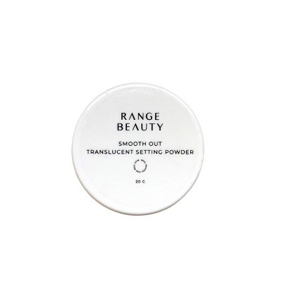 Range Beauty Smooth Out Translucent Loose Setting Powder - 0.67oz