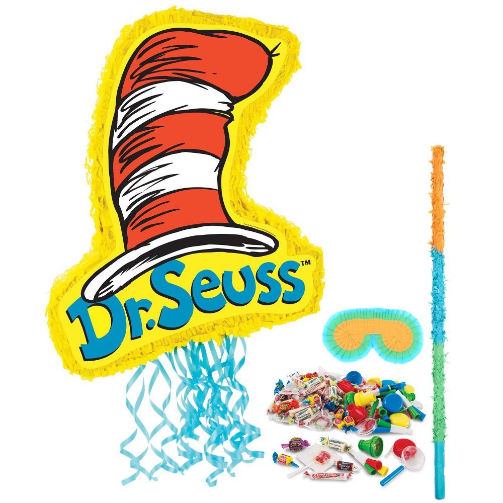 Dr. Seuss Pinata Kit, Multi-Colored