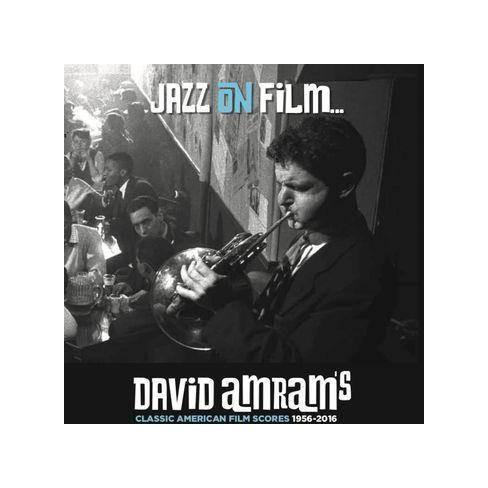 David Amram - Jazz On Film: Classic American Film Scores: 1956-2016 (OST) (CD) - image 1 of 1