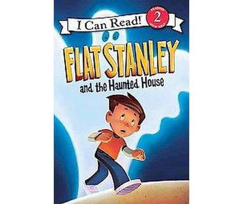 Flat Stanley and the Haunted House (Hardcover) - image 1 of 1