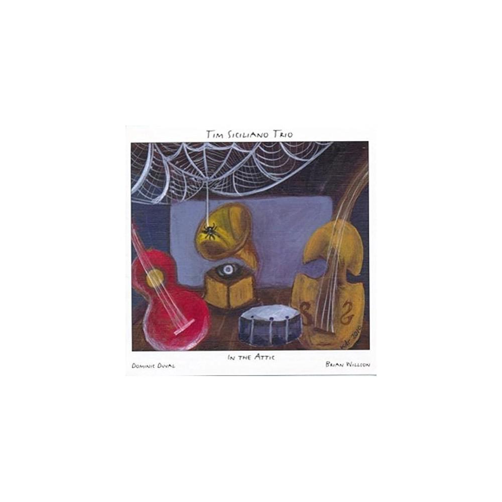 Tim Siciliano - In The Attic (CD)