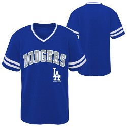 MLB Los Angeles Dodgers Boys' Pullover Jersey