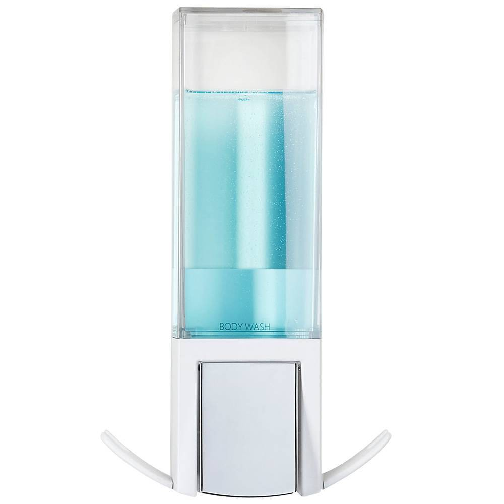 Image of Clever Soap Dispenser White - Better Living Products
