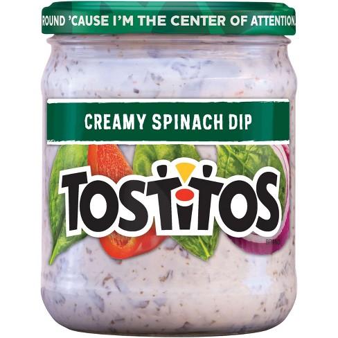 Tostitos Creamy Spinach Dip - 15oz - image 1 of 3