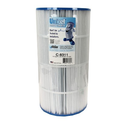 Unicel C-8311 100 Sq. Ft. Pool Replacement Cartridge Filter for Hayward CC1000RE