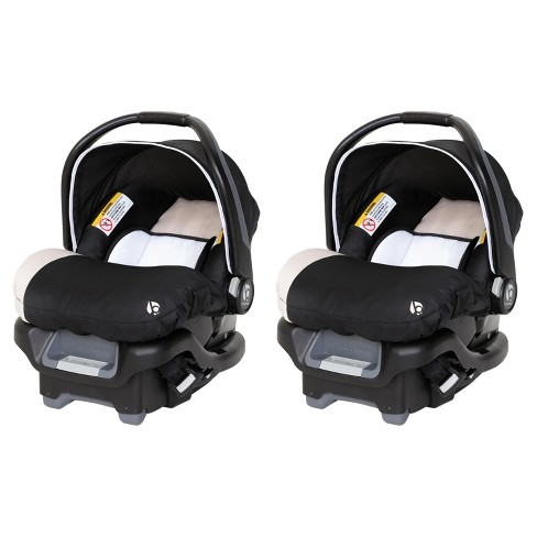 BabyTrend Ally 35 Unisex Newborn Baby Infant Car Seat Carrier Travel System with Extra Cozy Cover for Babies Up to 35 Pounds (2 Pack) - image 1 of 4
