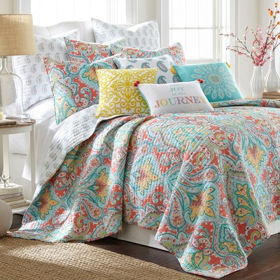 Tribeca Quilt and Pillow Sham Set - Levtex Home