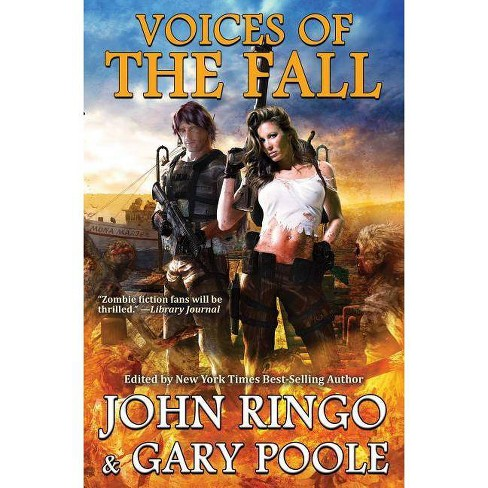 Voices of the Fall - (Black Tide Rising) (Hardcover) - image 1 of 1
