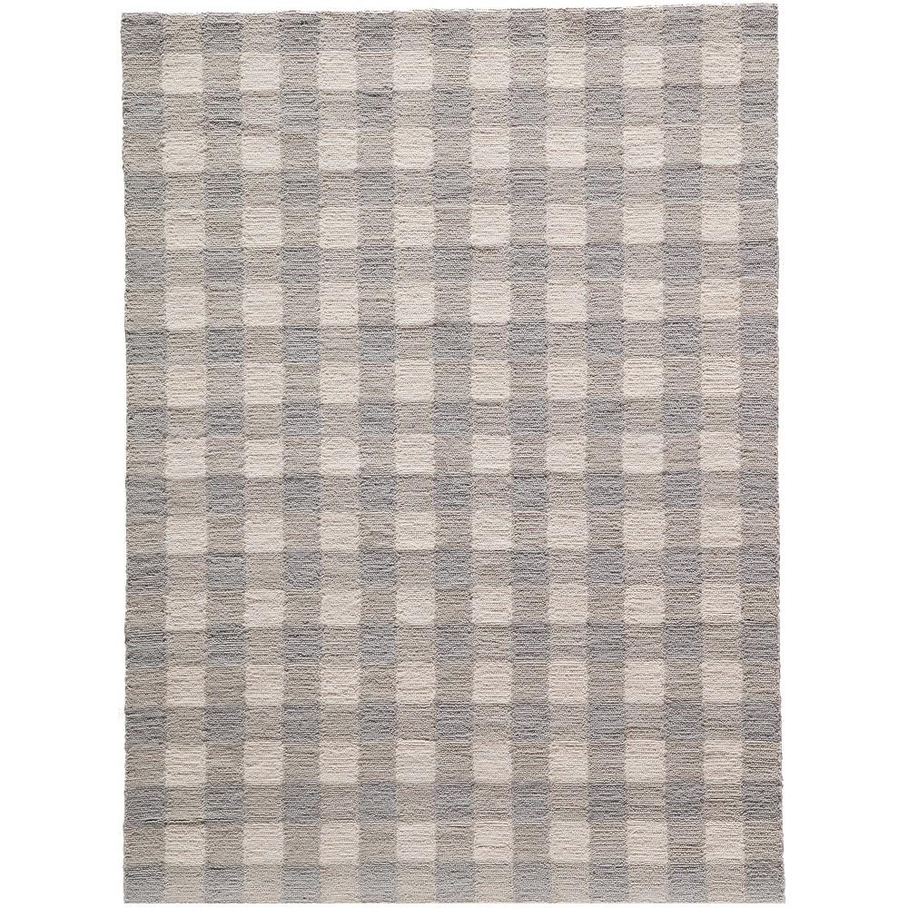 Gingham Rug - Gray - (2'x3') - Momeni