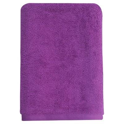 Fast Dry Bath Towel Purple Elegance - Room Essentials™