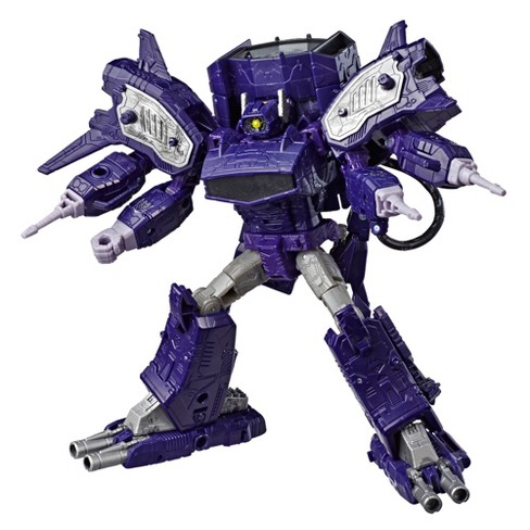Transformers Generations War for Cybertron: Siege Leader Class WFC-S14 Shockwave Action Figure - image 1 of 4
