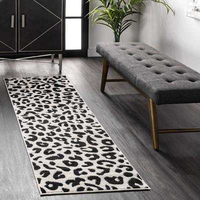 nuLOOM Contemporary Leopard Print Area Rug