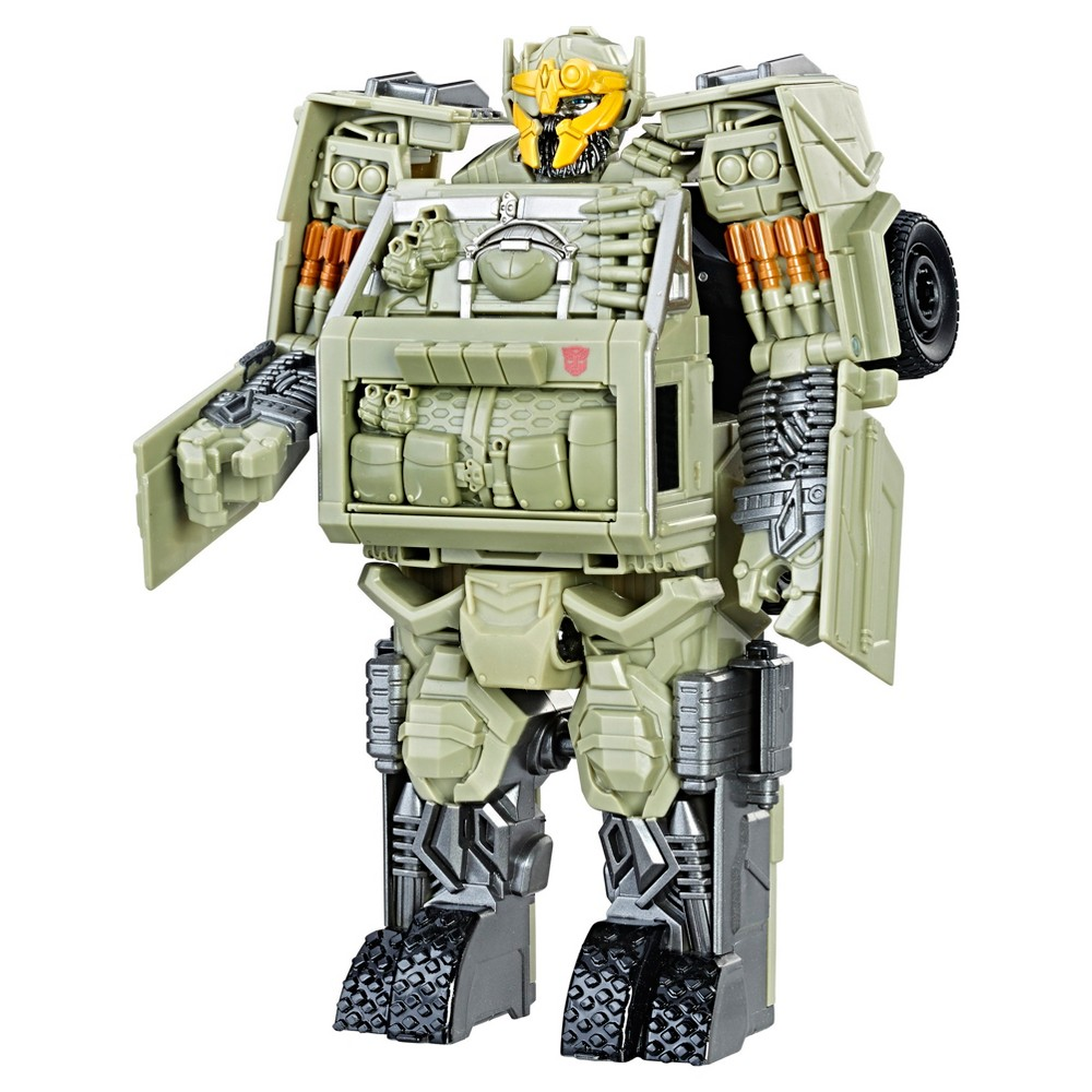 TransformersThe Last Knight - Knight Armor Turbo Changer Autobot Hound