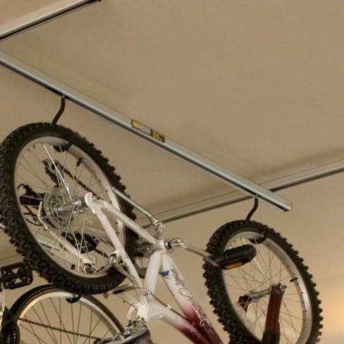 White Saris The Boss Folding Bike Display Stand