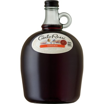 Carlo Rossi Sangria Red Wine - 3L