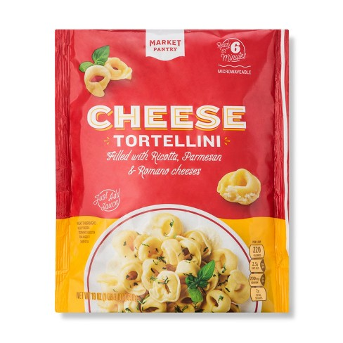 Cheese Frozen Tortellini - 19oz - Market Pantry™ - image 1 of 1