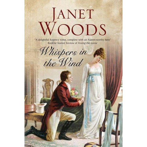 Whispers in the Wind - by  Janet Woods (Hardcover) - image 1 of 1