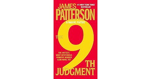 The 9th Judgment (Reprint) (Paperback) by James Patterson - image 1 of 1