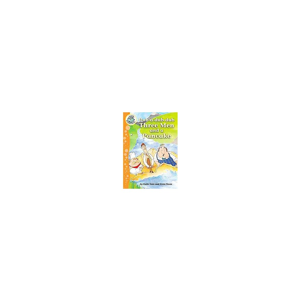 Rub-a-dub-dub ( Tadpoles: Fairytale Twists) (Paperback)