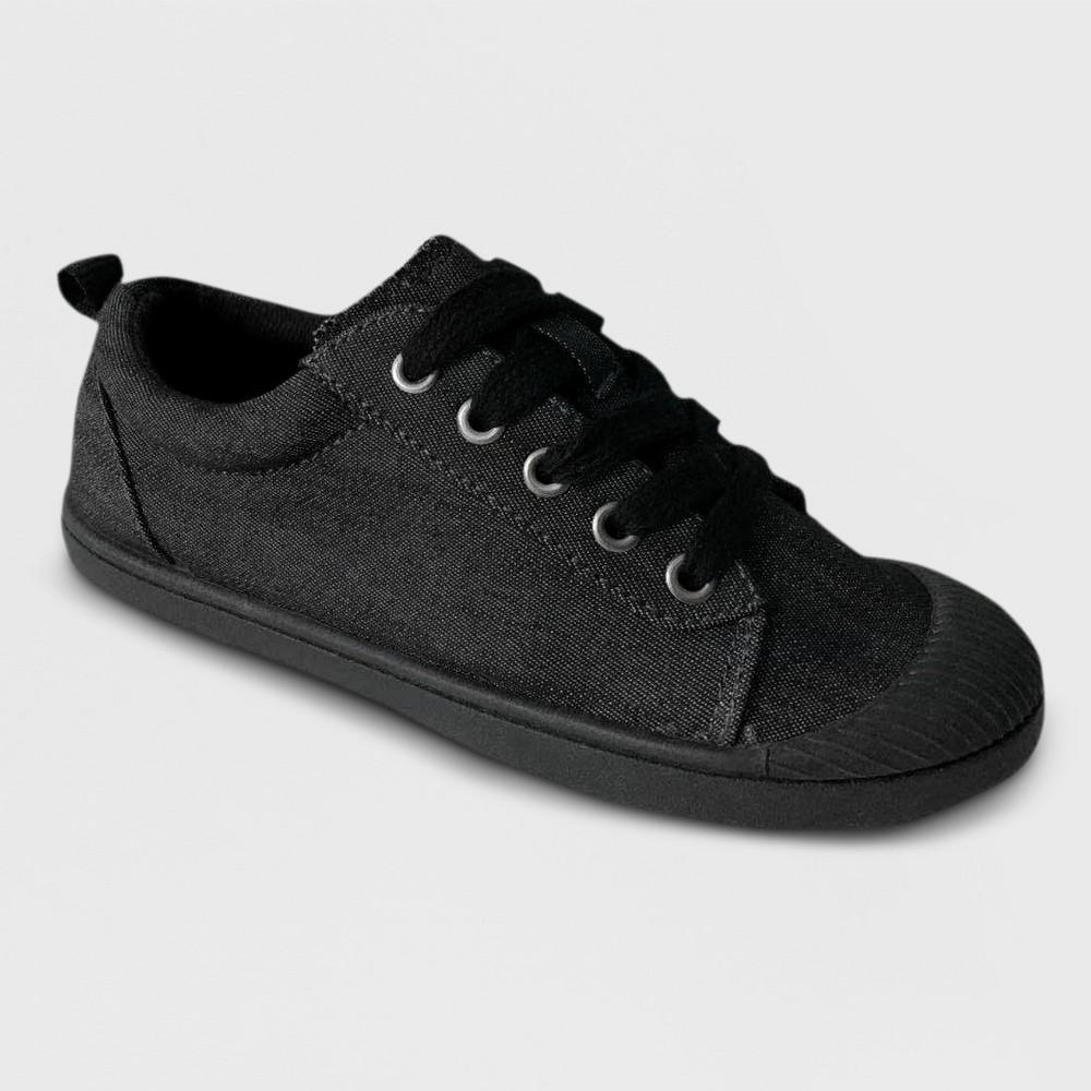 Boys' Gerald Low Top Sneakers - Cat & Jack Black 3