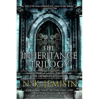 The Inheritance Trilogy - by  N K Jemisin (Paperback)