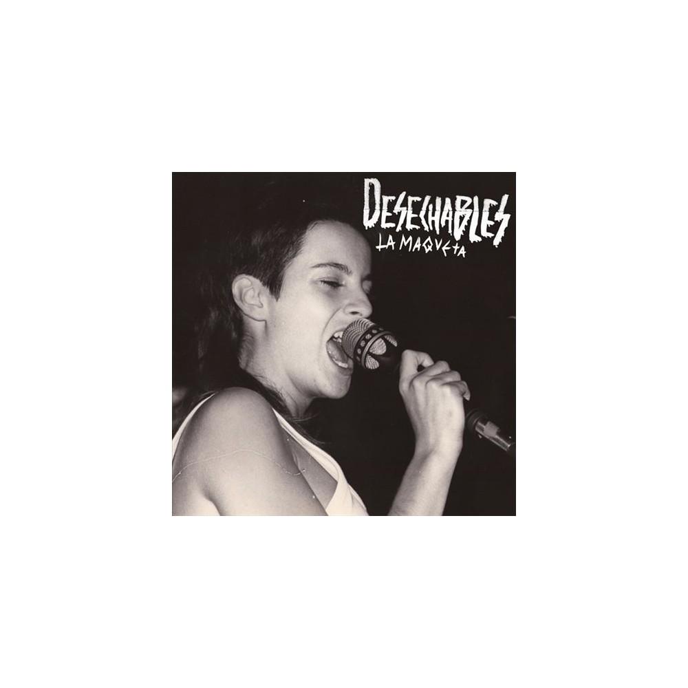 Desechables - La Maqueta (Vinyl)