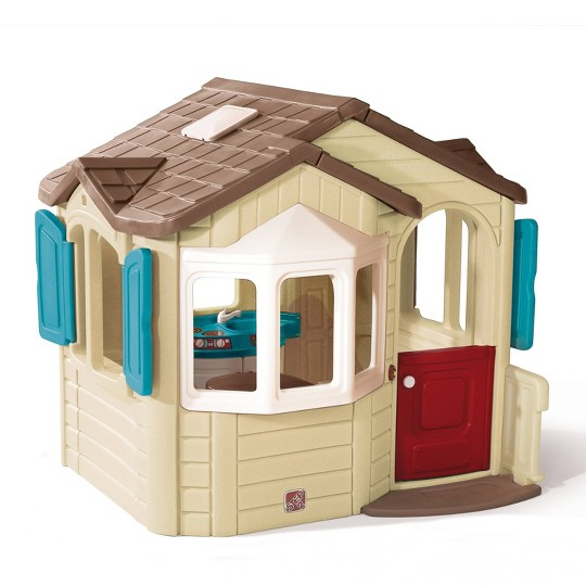 Step2 Naturally Playful Welcome Home Playhouse image number null
