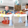 Infantino Go gaga! 3-in-1 Sit Play & Go Let's Make Music Entertainer & Play Table - image 3 of 4