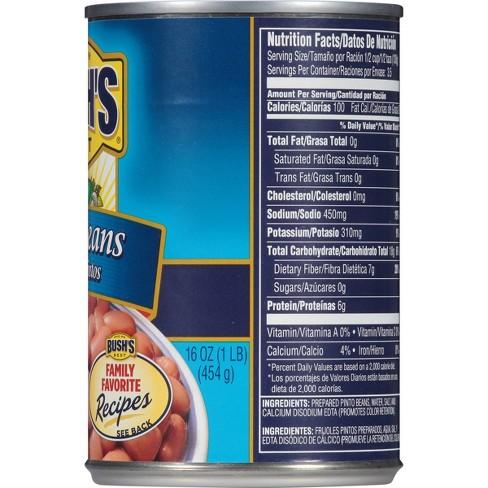 Bush's® Pinto Beans - 16oz