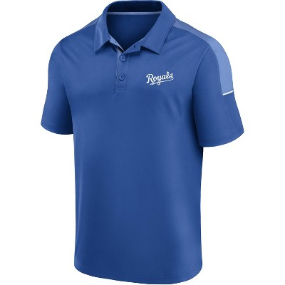 MLB Kansas City Royals Men's Polo Shirt