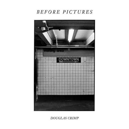 Before Pictures - by  Douglas Crimp (Hardcover) - image 1 of 1
