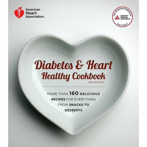 Diabetes & Heart Healthy Cookbook - 2 Edition (Paperback) - image 1 of 1