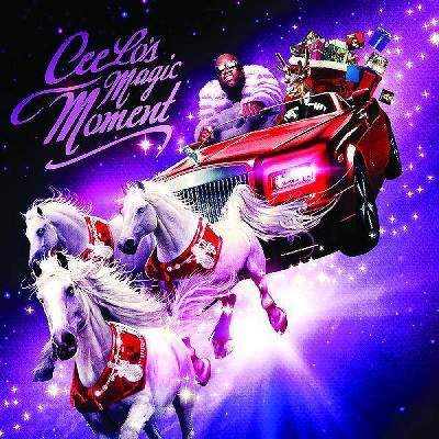 Cee Lo Green - Cee Lo's Magic Moment (Limited Christmas (Vinyl)