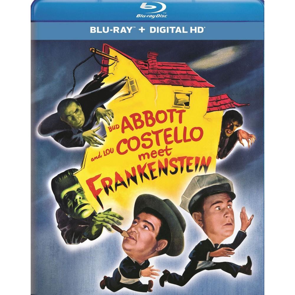 Abbott And Costello Meet Frankenstein (Blu-ray)