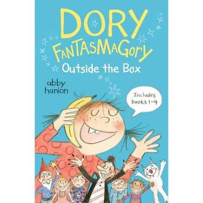 Dory Fantasmagory: Outside the Box - by  Abby Hanlon (Mixed Media Product)