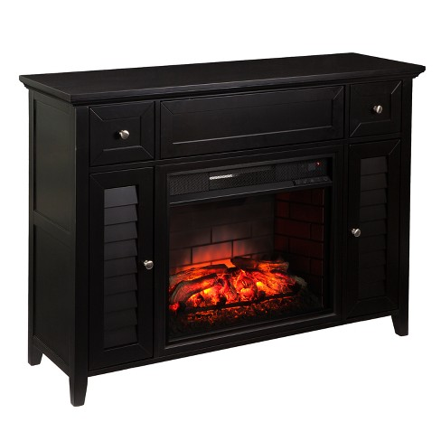 Fairview Infrared Media Fireplace Console - Aiden Lane - image 1 of 7