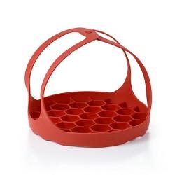 OXO Pressure Cooker Bakeware Sling Red