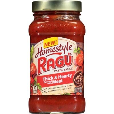 Pasta Sauce: Ragu Homestyle