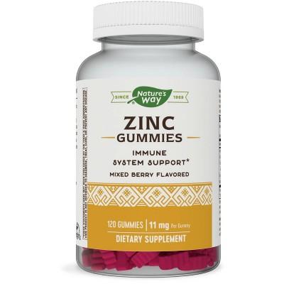 Nature's Way Zinc Gummies - 120ct