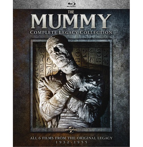 Mummy:Complete Legacy Collection (Blu-ray) - image 1 of 1