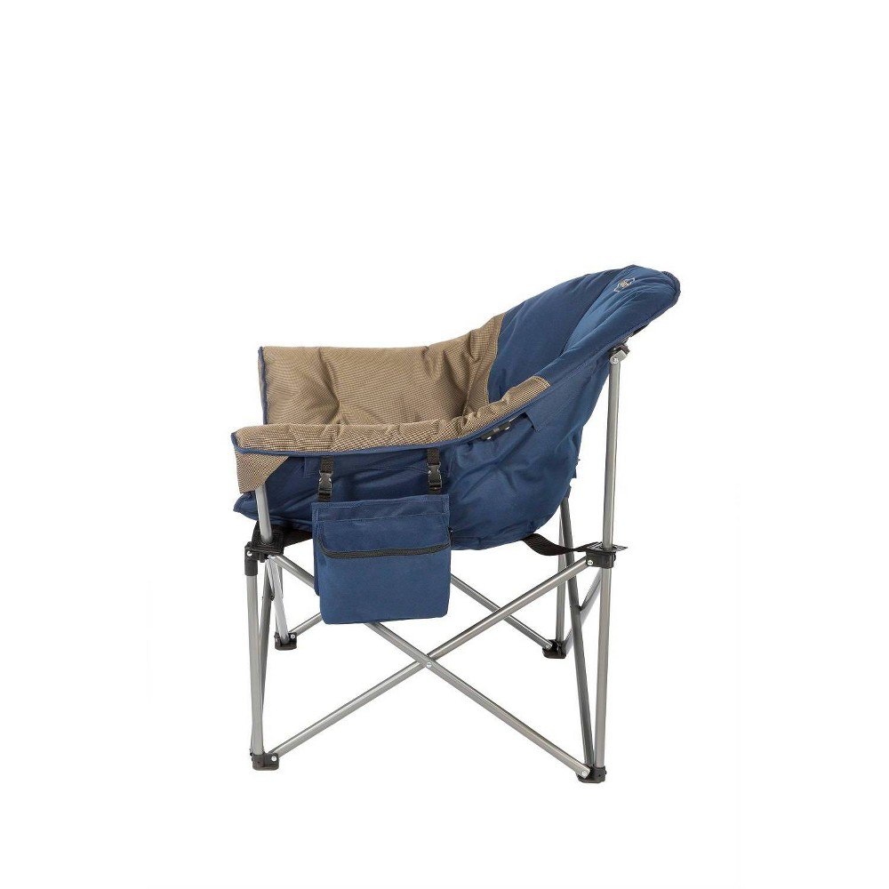 Image of Kamp-Rite Portable Chair - Navy