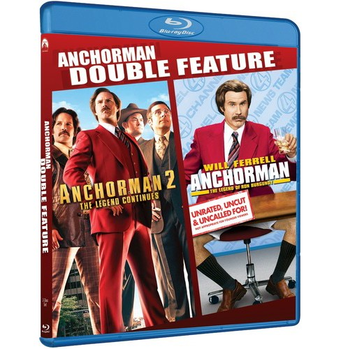 Anchorman/Anchorman 2 (Blu-ray) - image 1 of 1
