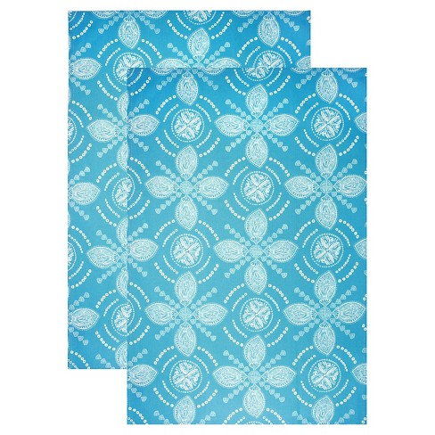 Designer Print Kitchen Towel (Set Of 2) - Mu Kitchen - image 1 of 1